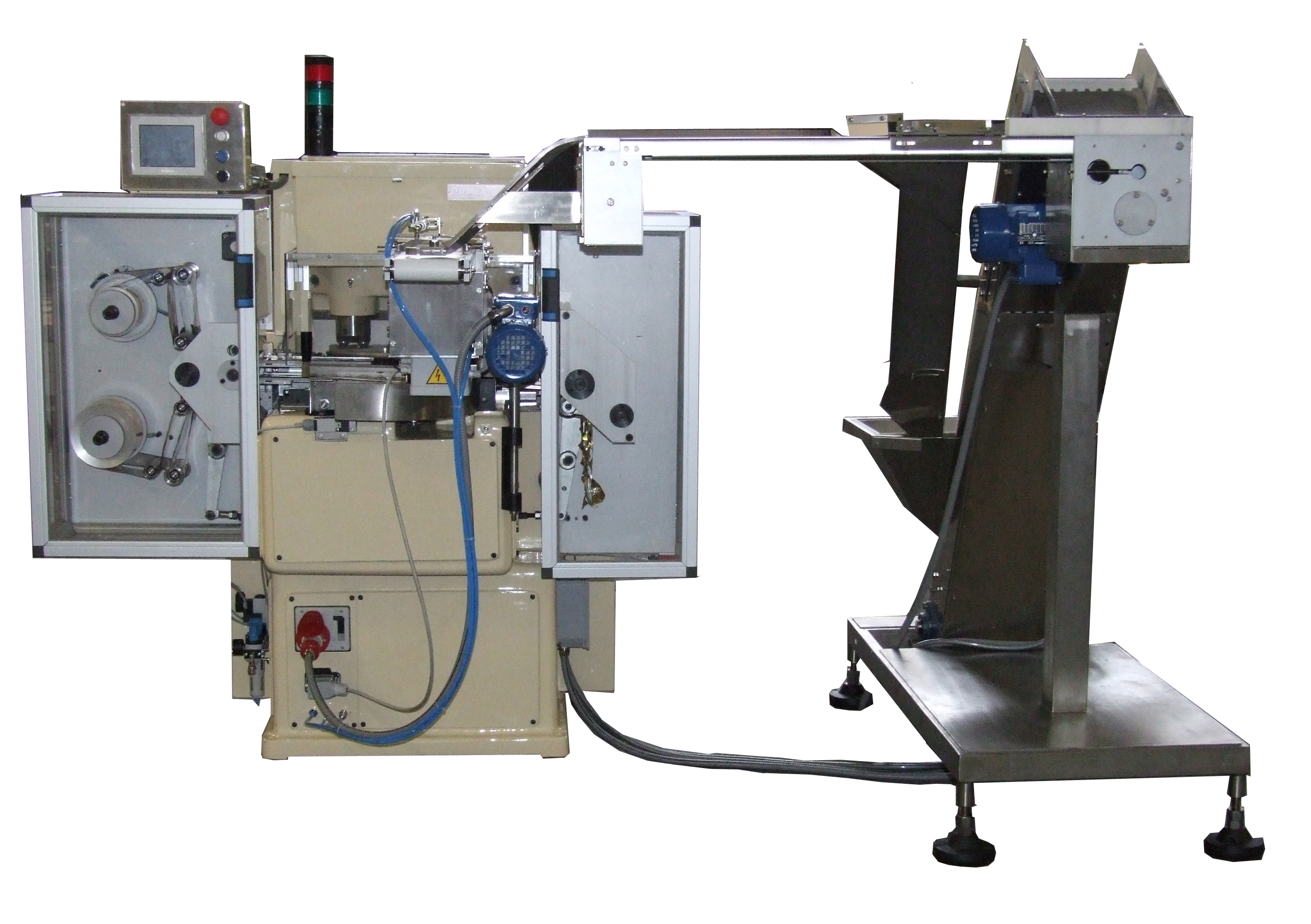 Machine manufacturers for the food industry