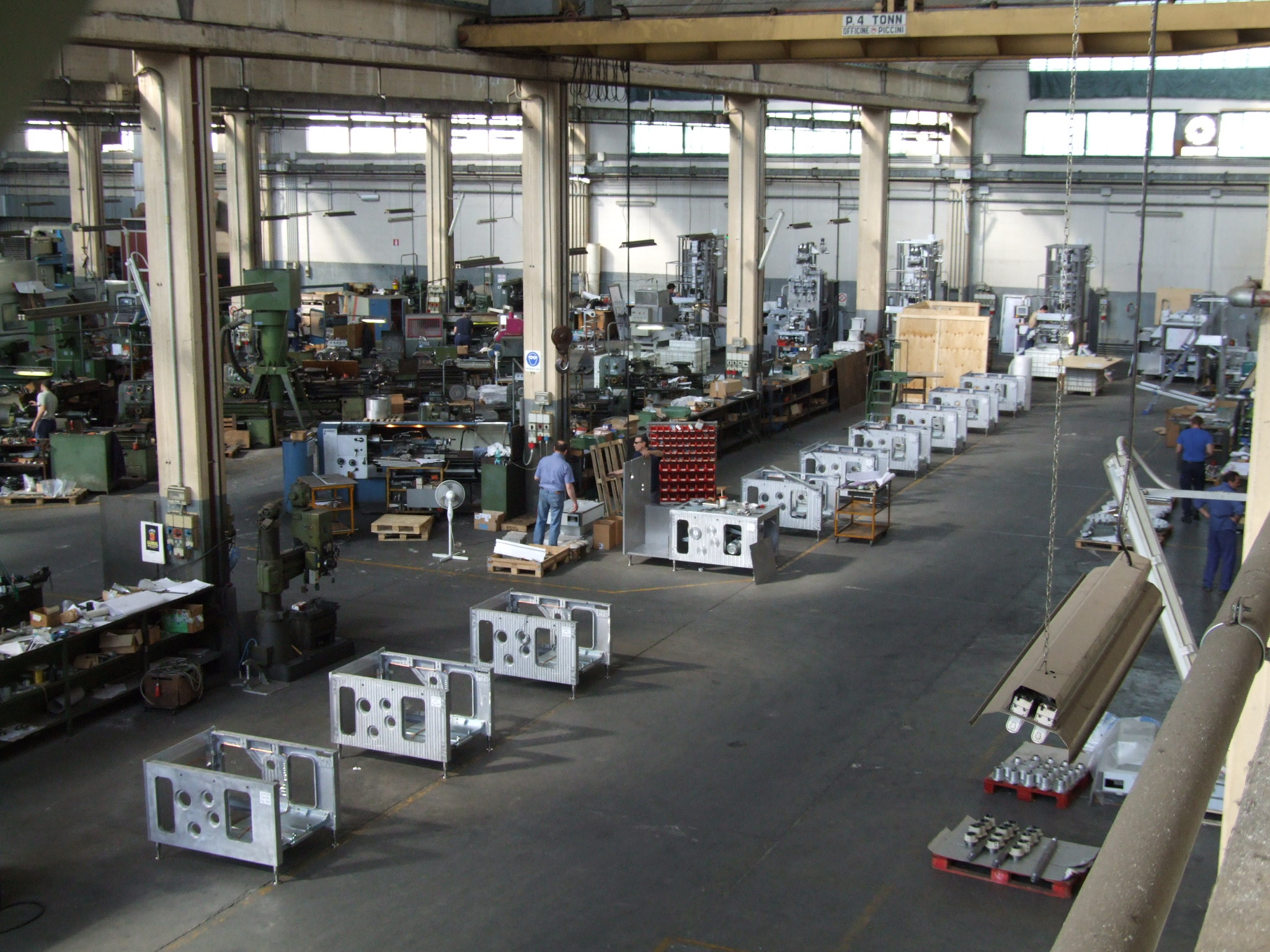 Costruttori macchine per l'industria alimentare